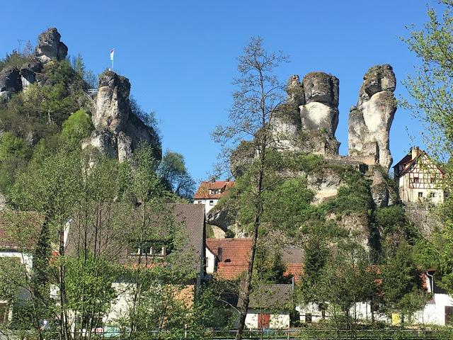 Fränkische Schweiz - Tüchersfeld