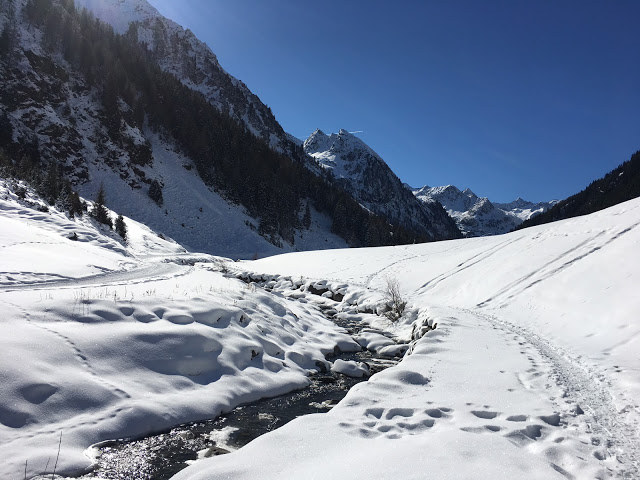 Oberbergtal - Stubaital