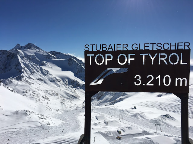 Top of Tyrol - Stubaier Gletscher