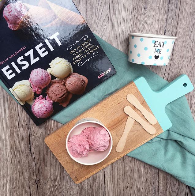 Buchrezension Eiszeit - und Erdbeereis