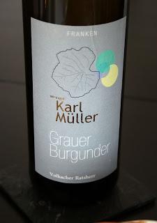 Grauer Burgunder Karl Müller
