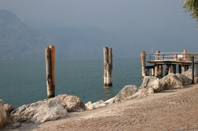 Uferpromenade Gardasee