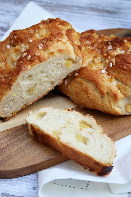 Apfel-Honig-Brot