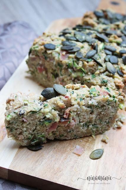 Gehaltvolles Paleo-Brot