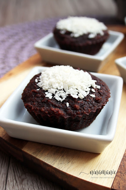 Rote-Bete-Cupcakes