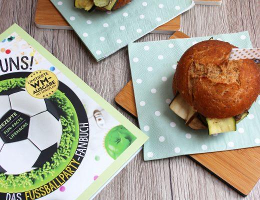 Soccer-Burger aus Ein Hoch auf uns