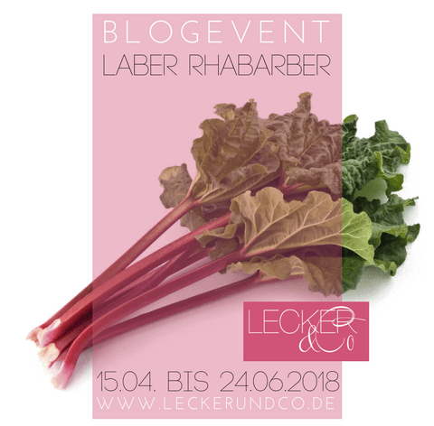 Blogevent Laber Rhabarber