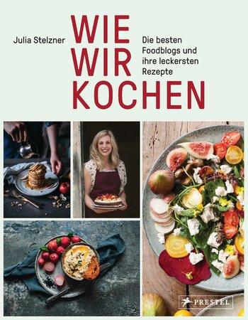 """Buchcover """"Wie wir kochen"""""""