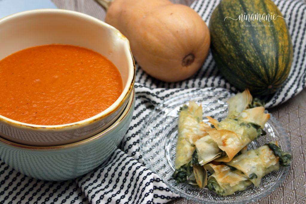 Suppe und Rugelach