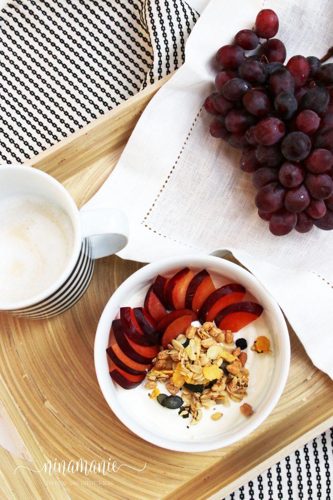 Morgenritual Frühstück