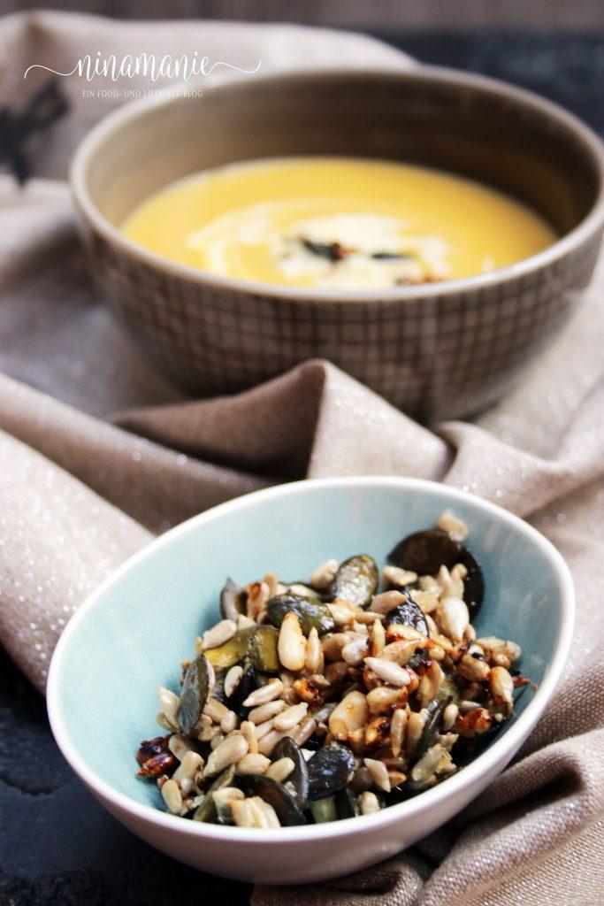 Topping für Karotten-Creme_Suppe
