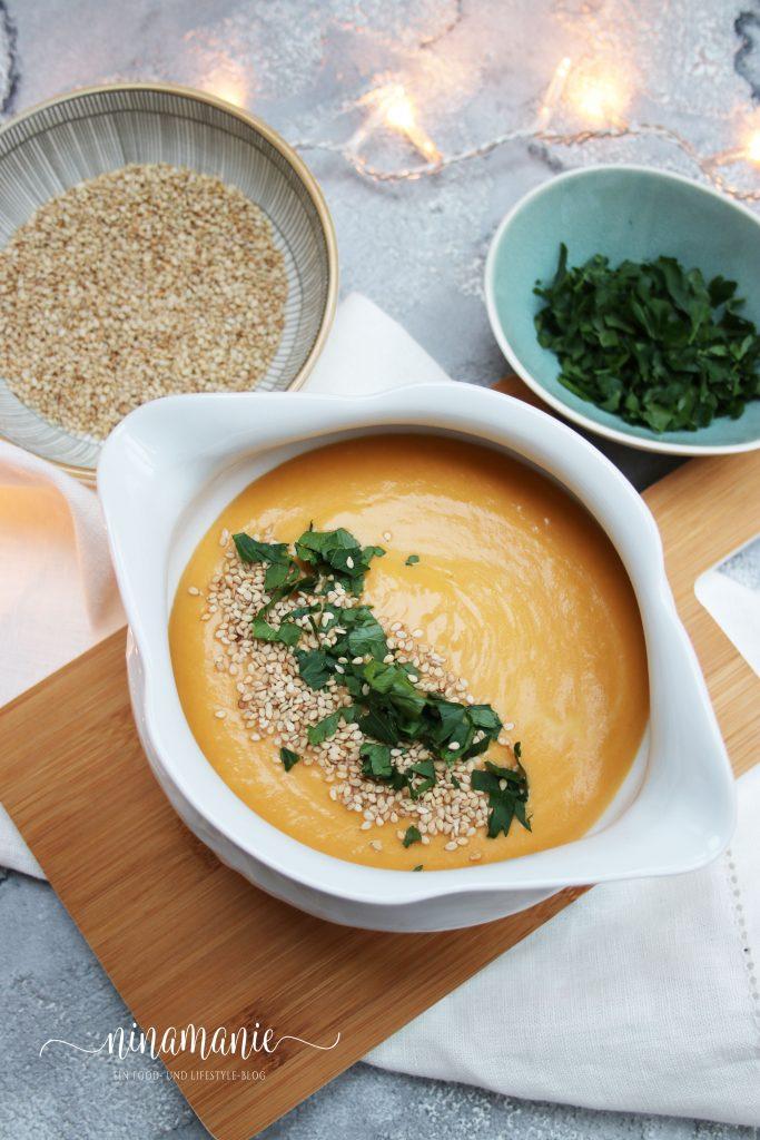 Kokos-Curry-Suppe