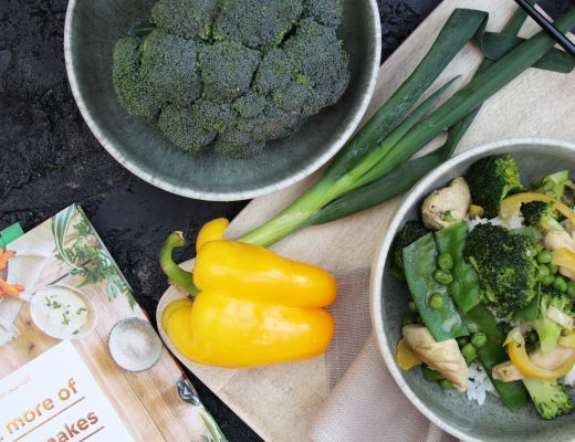 Green Matcha Curry