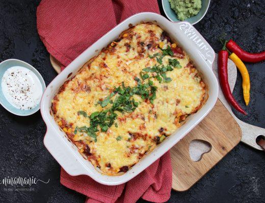 Teigtaschen - Enchiladas