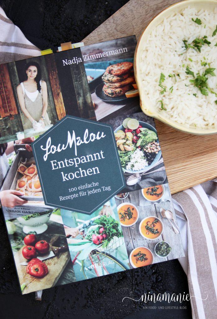 """Buchcover """"Entspannt kochen"""""""