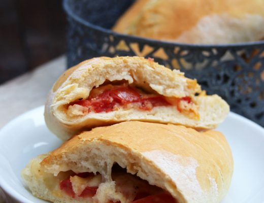 Mini-Pizza-Calzone