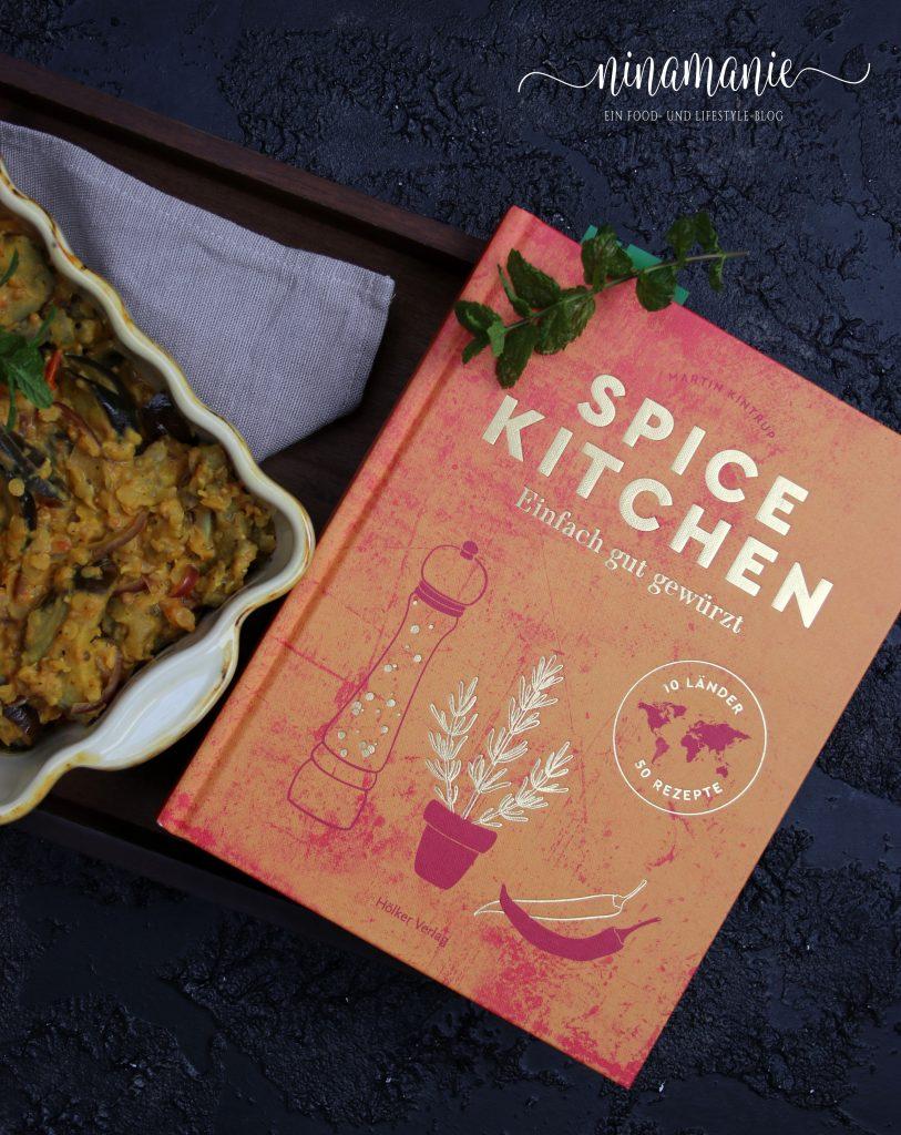 Buchcover Spice Kitchen