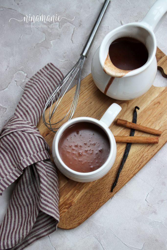 Heiße Schokolade - Chocolat Chaud