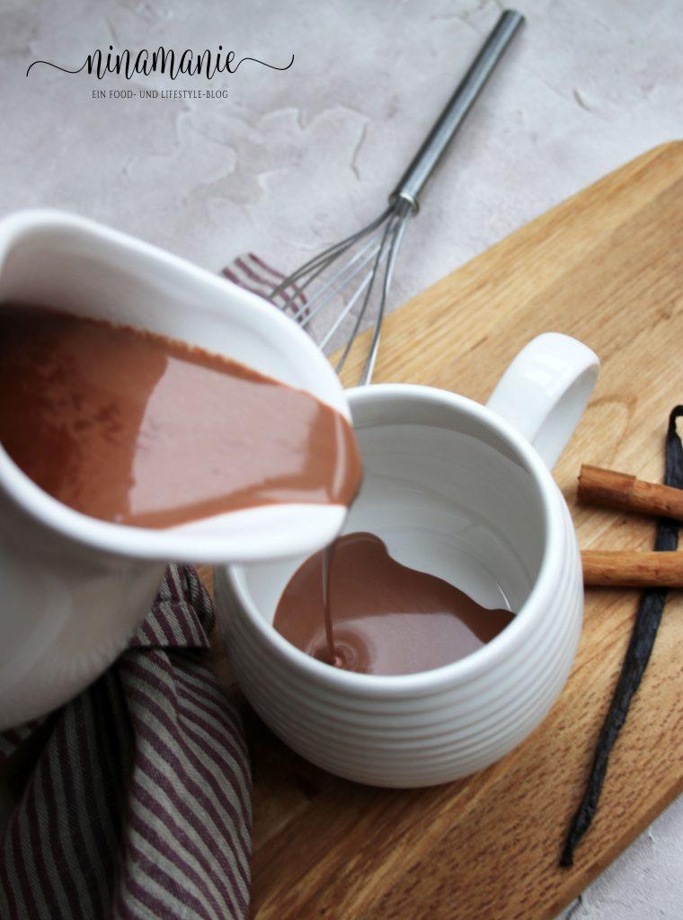 Heiße Schokolade - Frankreich-Kochbuch