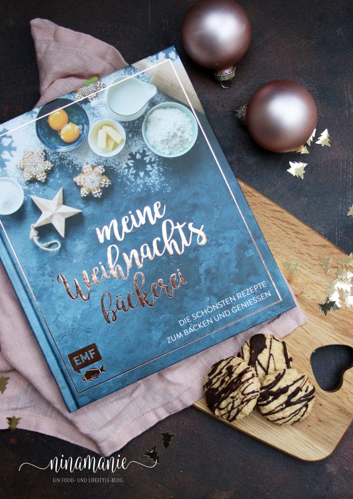 Meine Weihnachtsbäckerei - Buchcover