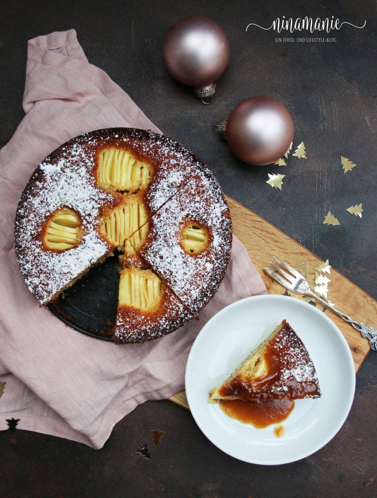 Feines zum Fest - Buttriger Apfelkuchen