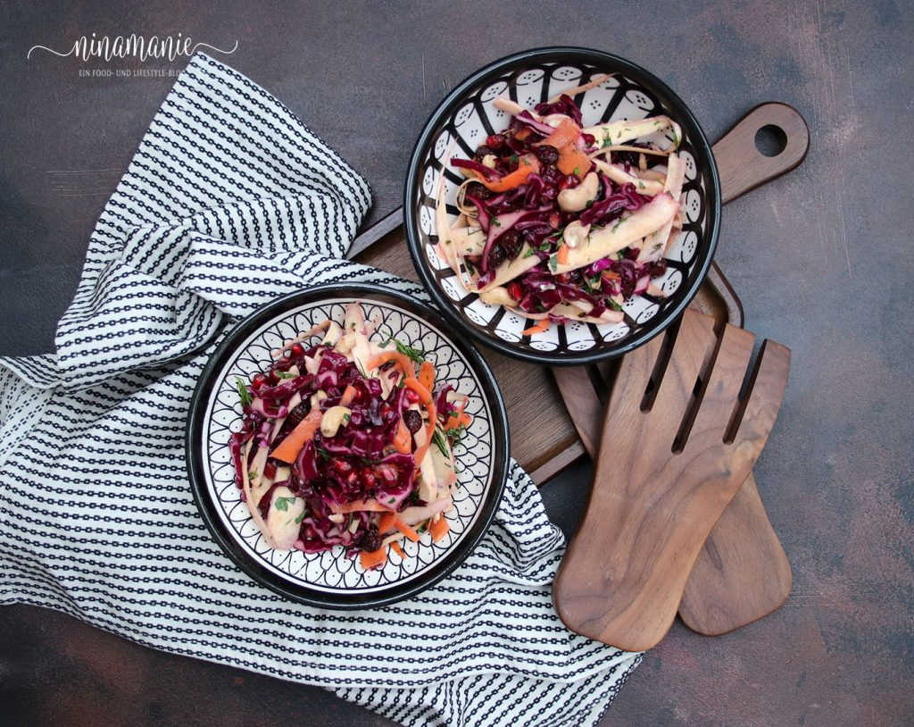 Vegetariana: Wurzelgemüse-Salat