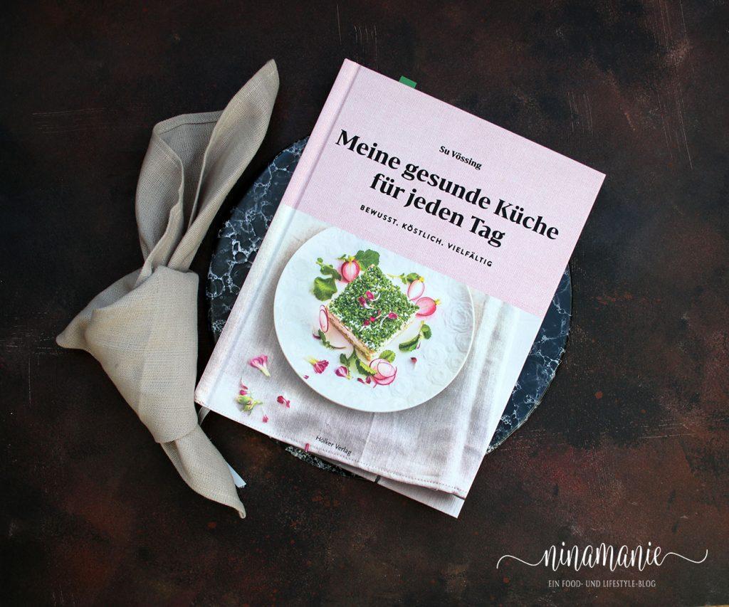 Buchcover Meine gesunde Küche für jeden Tag