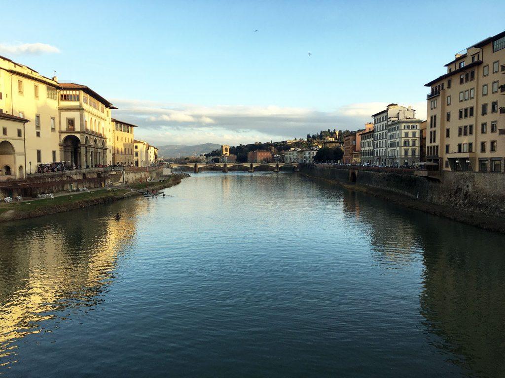 Florenz - Arno