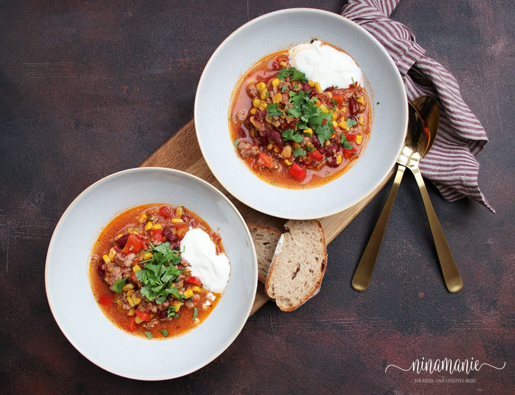 Feierabend-Rezept: Chili con Carne