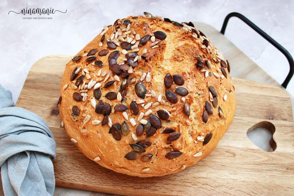 Brot mit Dinkelmehl und Joghurt