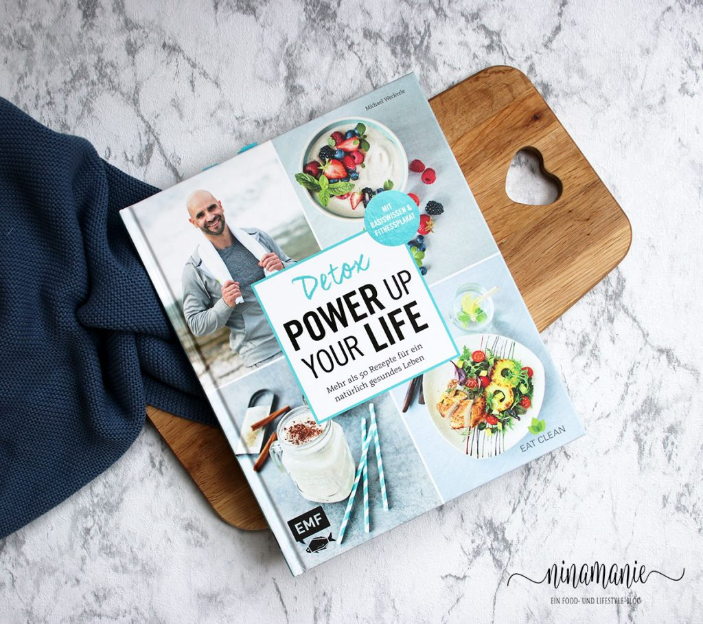 Buchcover Detox - Power up your life