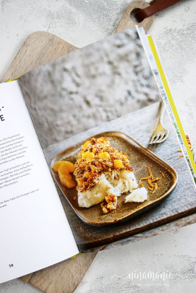Blick ins Buch - I love low carb