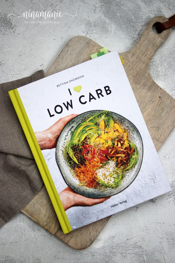 Buchcover I Love Low Carb