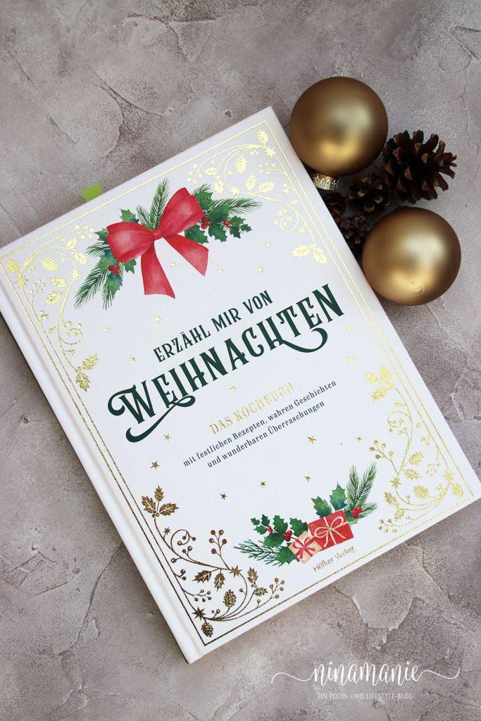 """Buchcover """"Erzähl mir von Weihnachten"""""""
