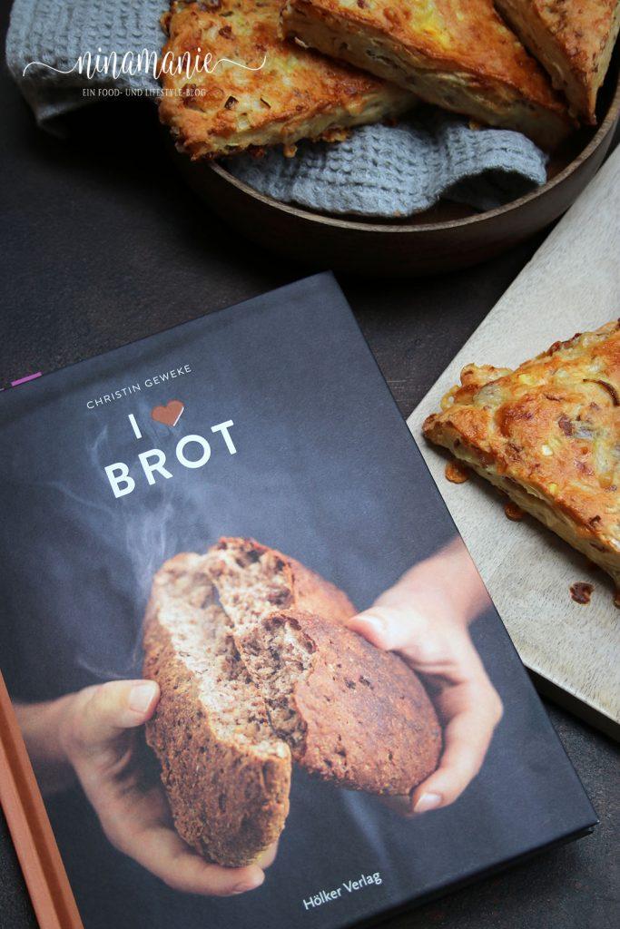 "Buchcover ""I love Brot"""