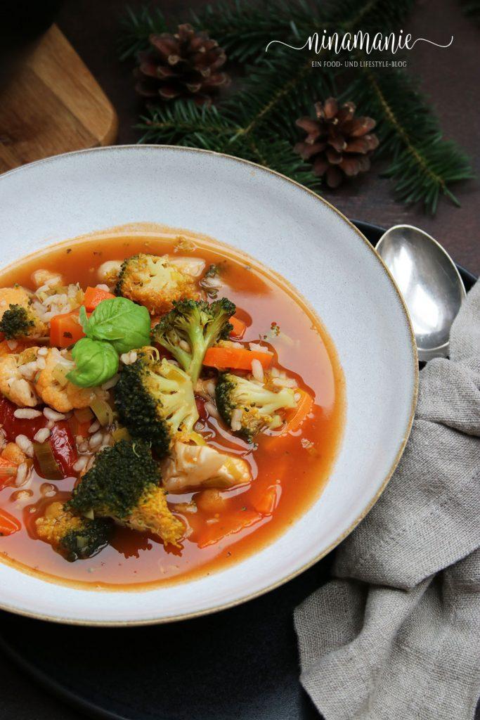 Gemüseküche - bunt und lecker