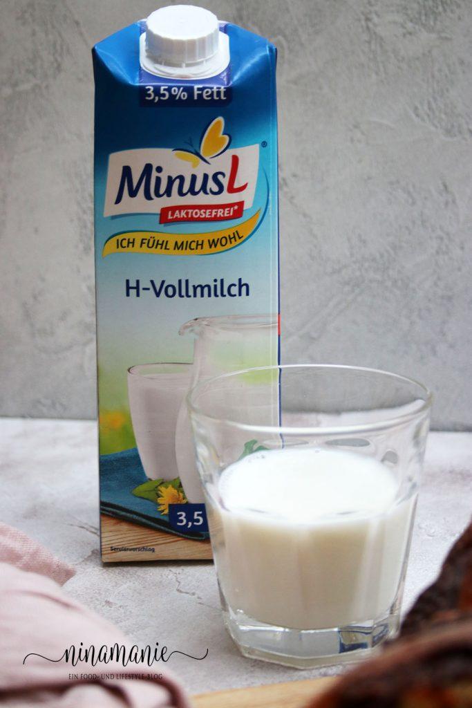 laktosefreie Milch von MinusL