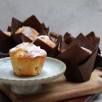 Apfel-Ingwer-Muffins
