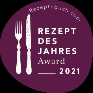 Rezept des Jahres Award 2021
