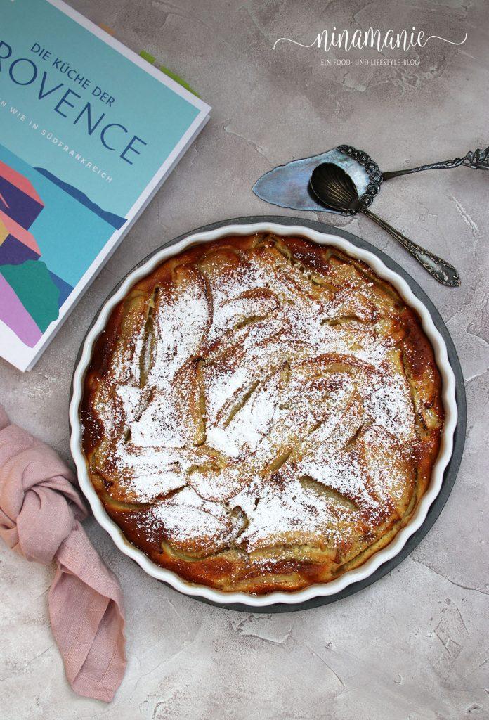 Die Küche der Provence - Apfelauflauf