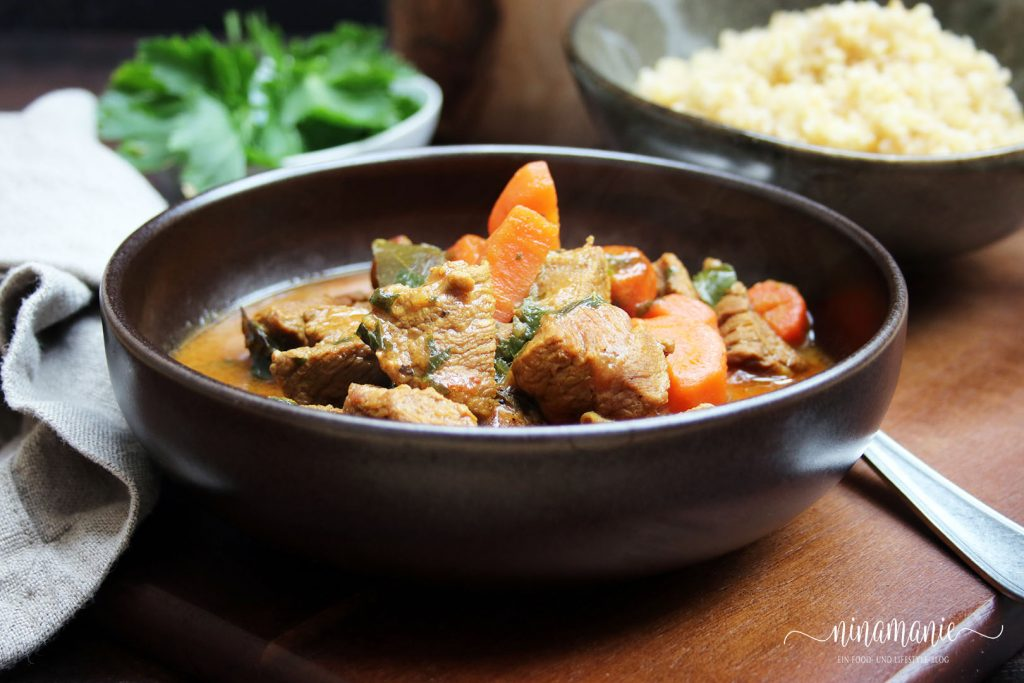 Curry aus Malaysia