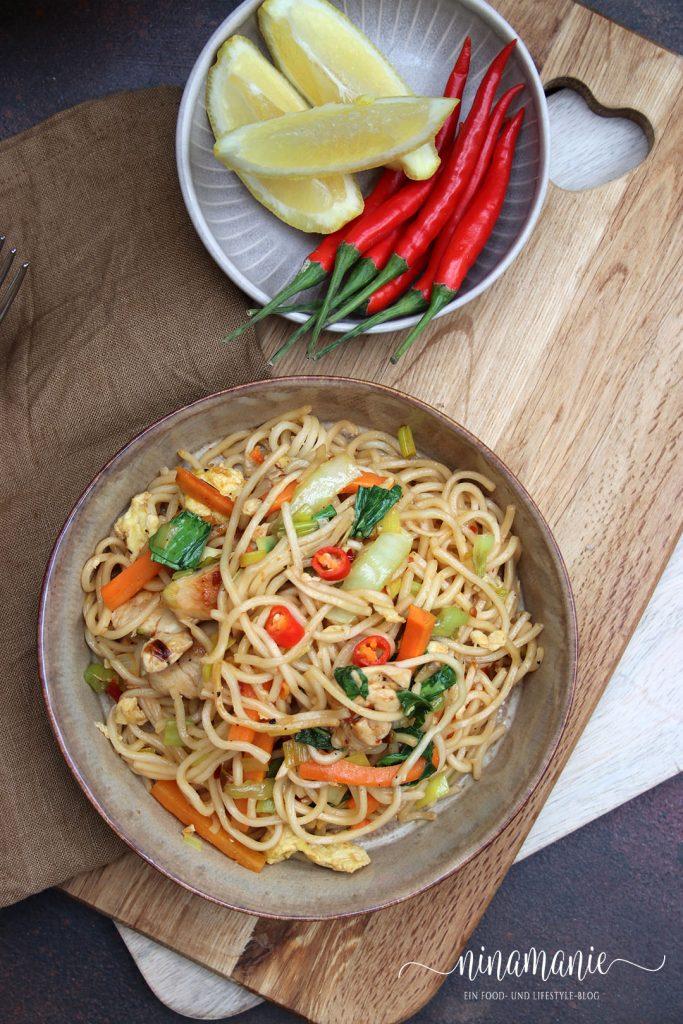 Gebratener Reis - Bali-Küche