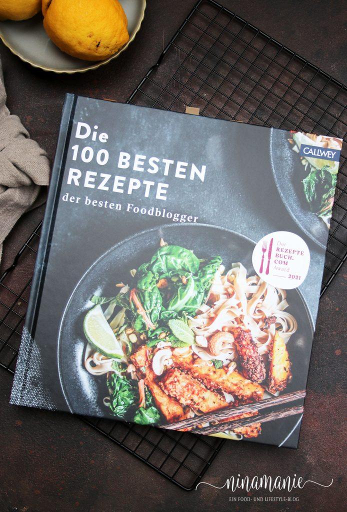 """Buchcover """"Die 100 besten Rezepte der besten Foodblogger"""""""