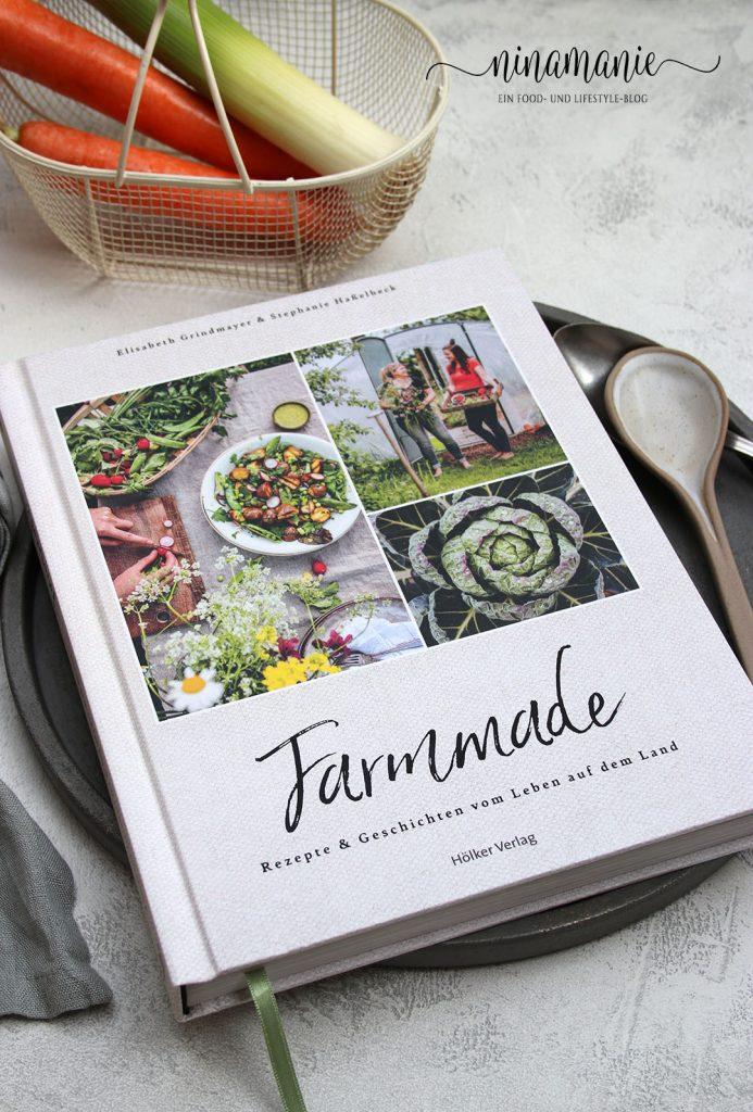Buchcover Farmmade