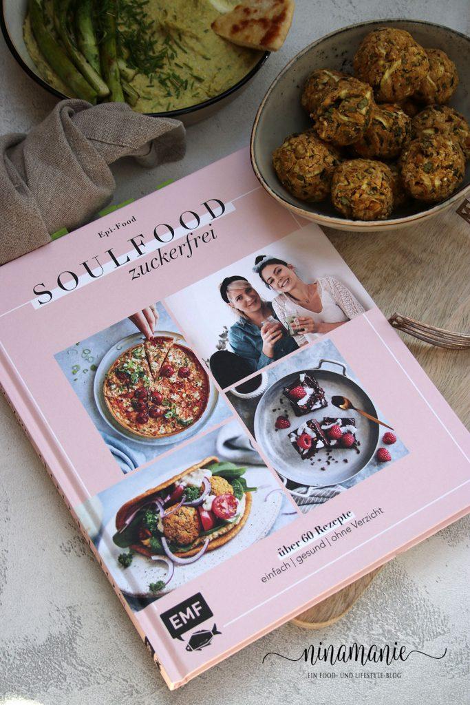 """Buchcover """"Soulfood zuckerfrei"""""""