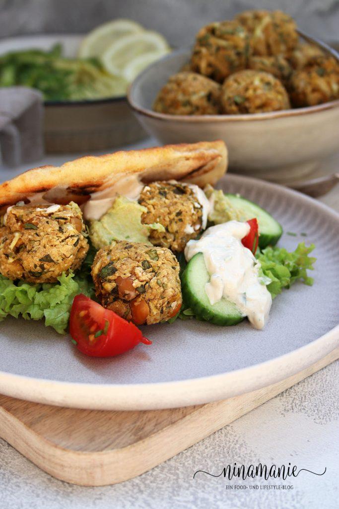 Falafel-Sandwich