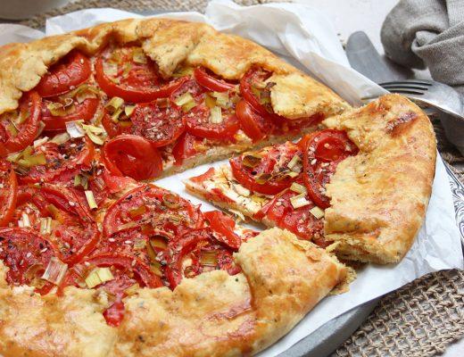 Tomaten-Crostata